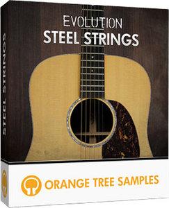 Orange Tree Samples - Evolution Acoustic Guitar Steel Strings V2 KONTAKT