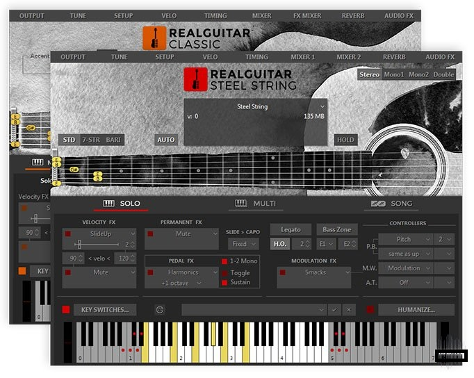 Music Lab Real Guitar v5.0.0.7367