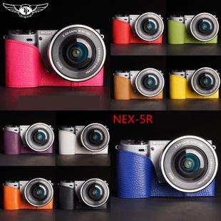 กระเป๋ากล้องSONY NEX 5R/5T หนังแท้TP