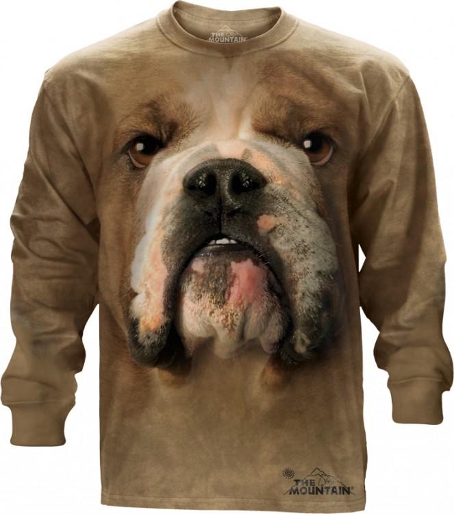 Bulldog Face (LS)