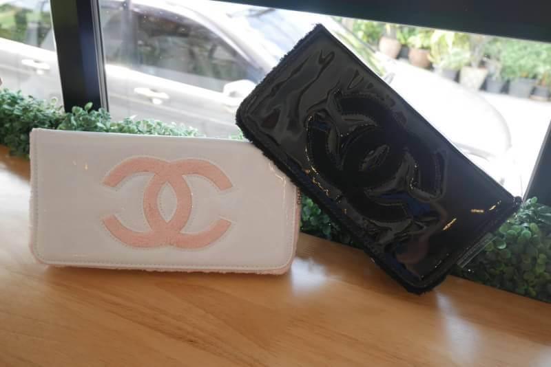 กระเป๋า chanel clutch & shoulder bag