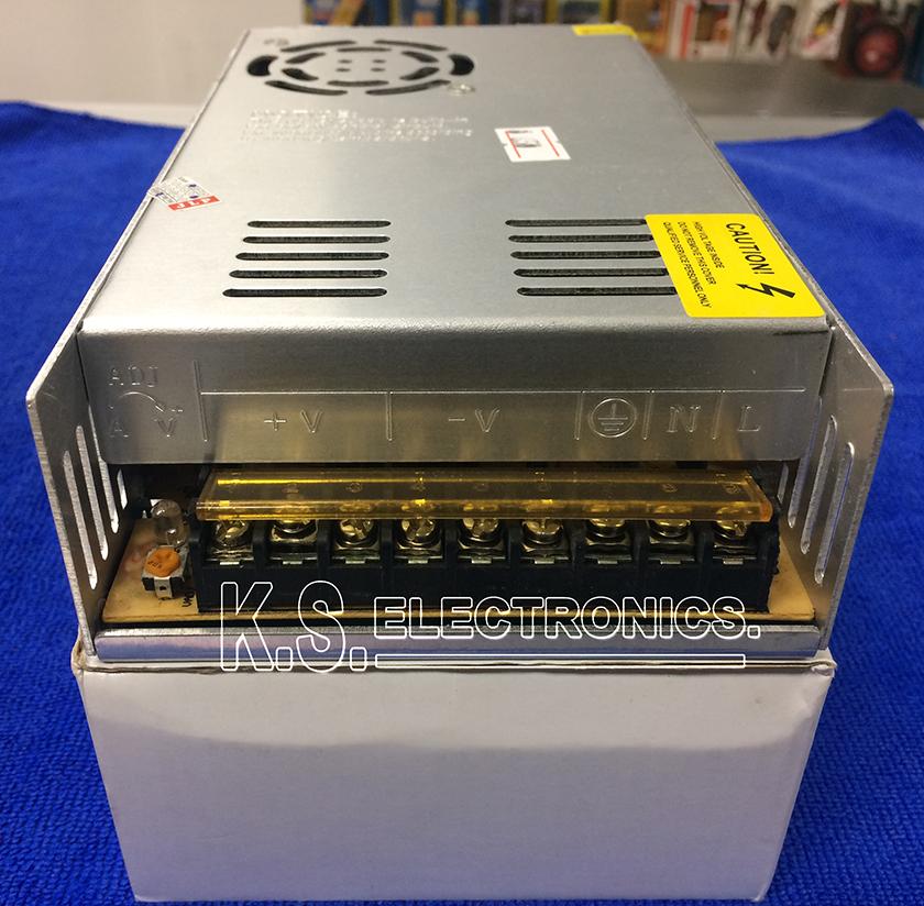 แหล่งจ่ายไฟสวิตชิ่ง Output 12V 30A