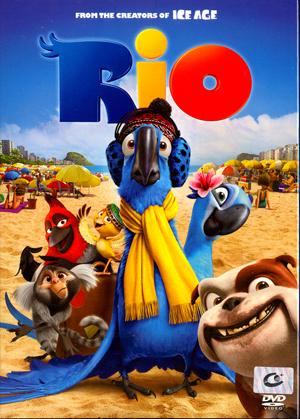 Rio The Movie : ริโอ เดอะ มูฟวี่ เจ้านกฟ้าจอมมึน