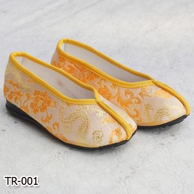 TR-001-1 รองเท้าจีน (15-21 cm)
