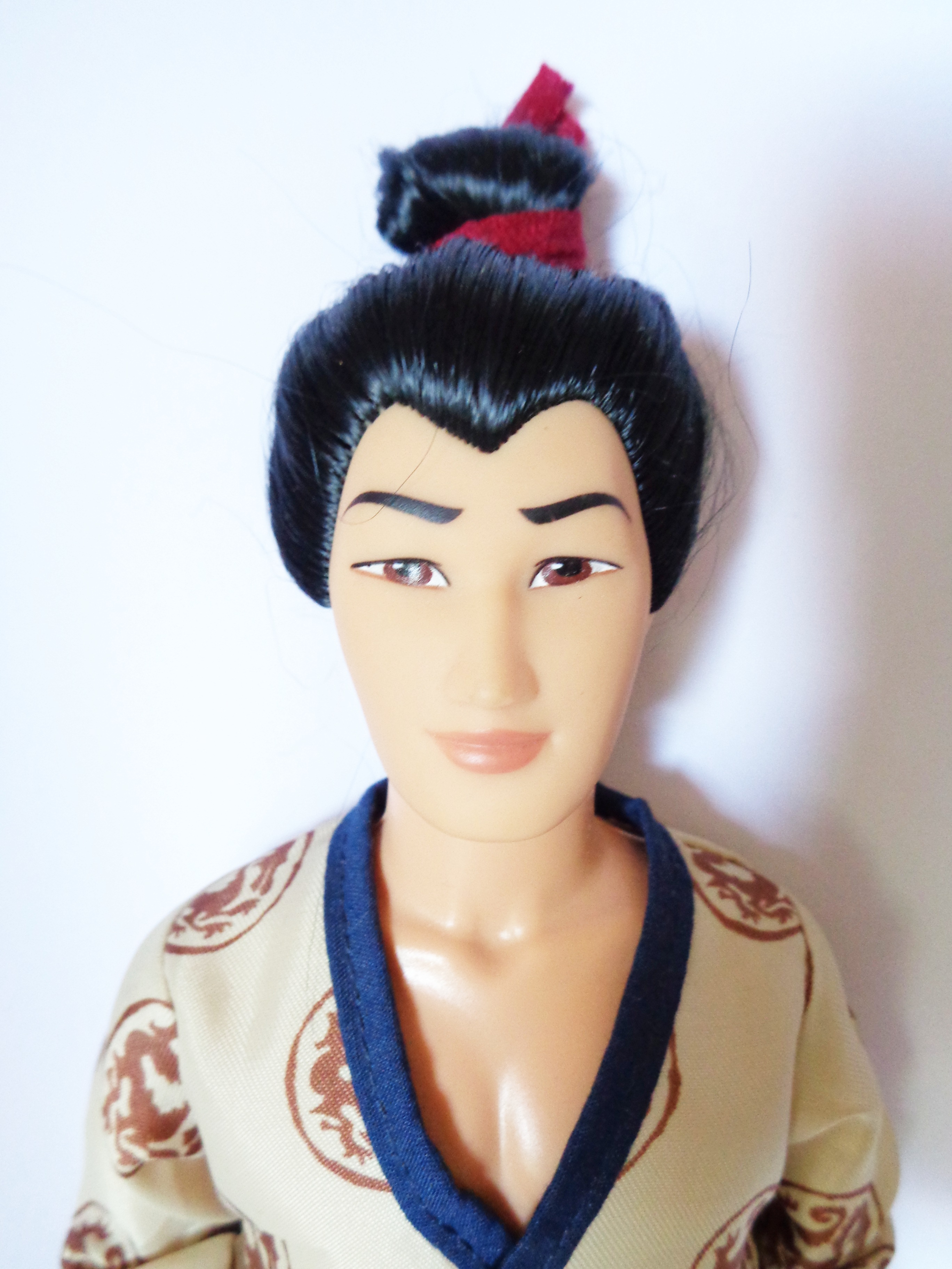 ตุ๊กตา Captain Li Shang - Disney
