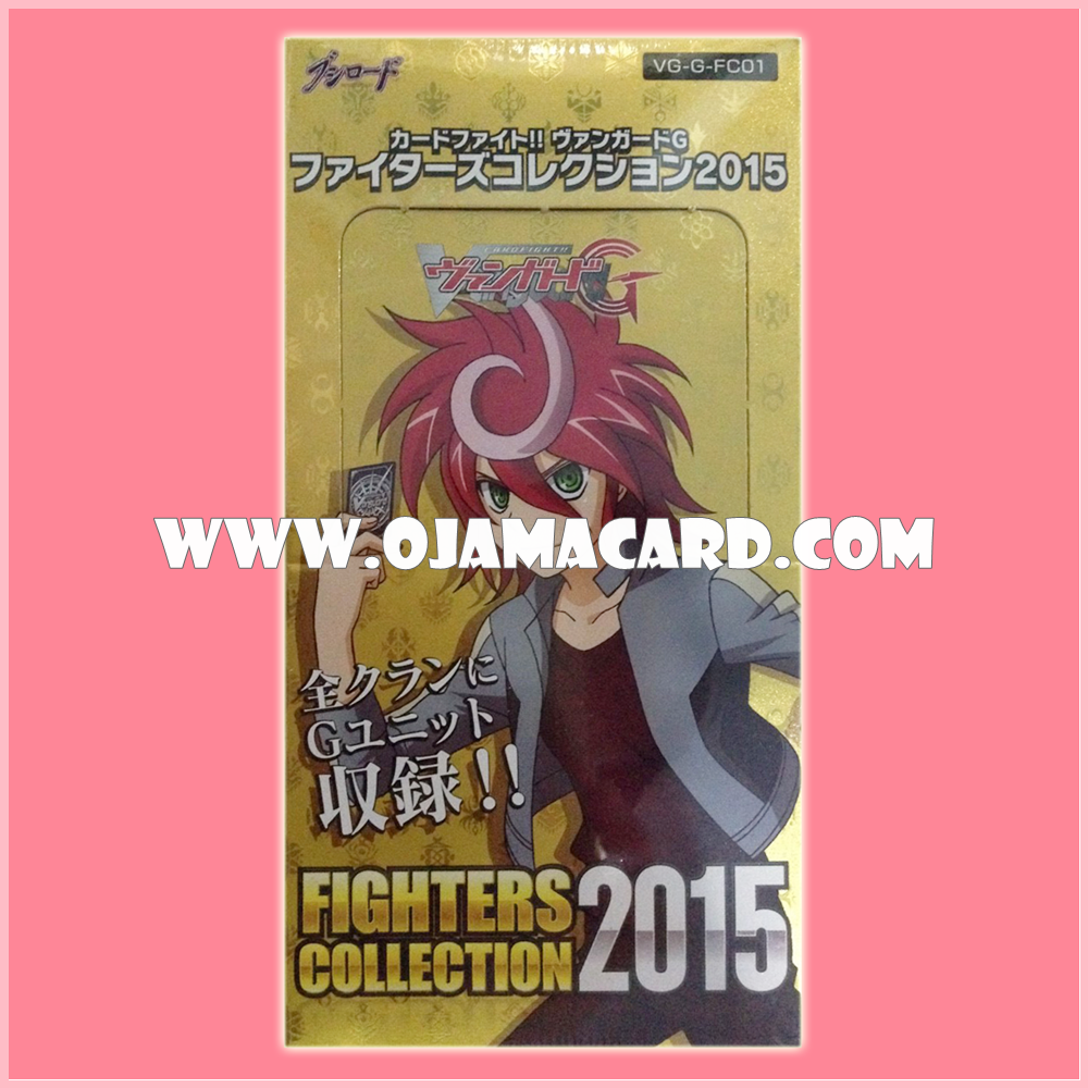Fighter's Collection 2015 (VG-G-FC01) - Booster Box