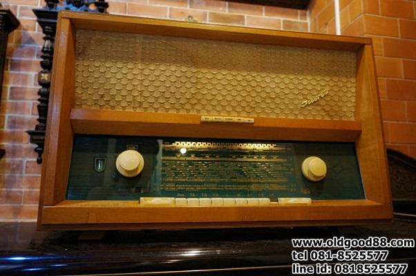 วิทยุหลอด rft juwel2 ปี 1957 รหัส23260rf