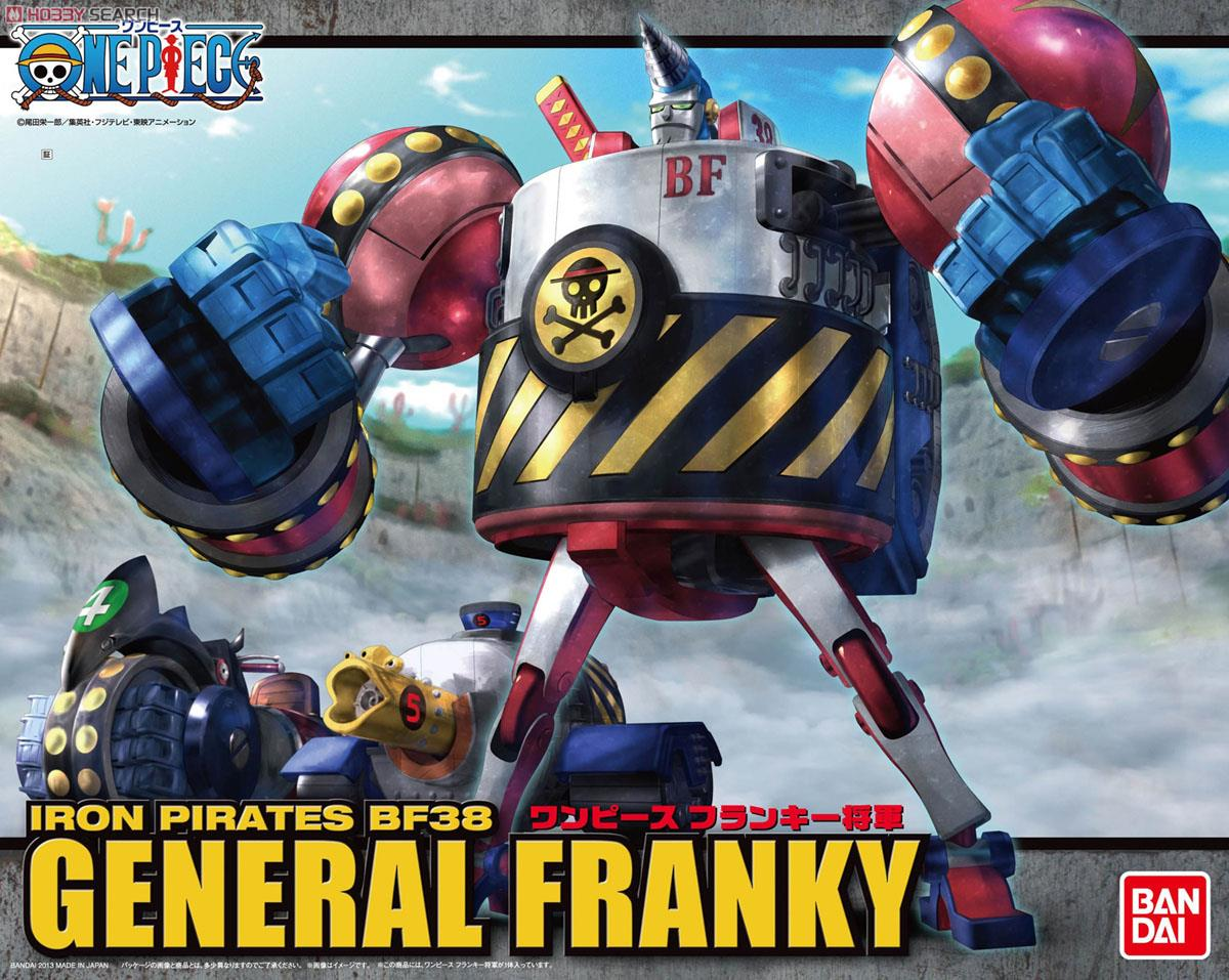 GENERAL FRANKY