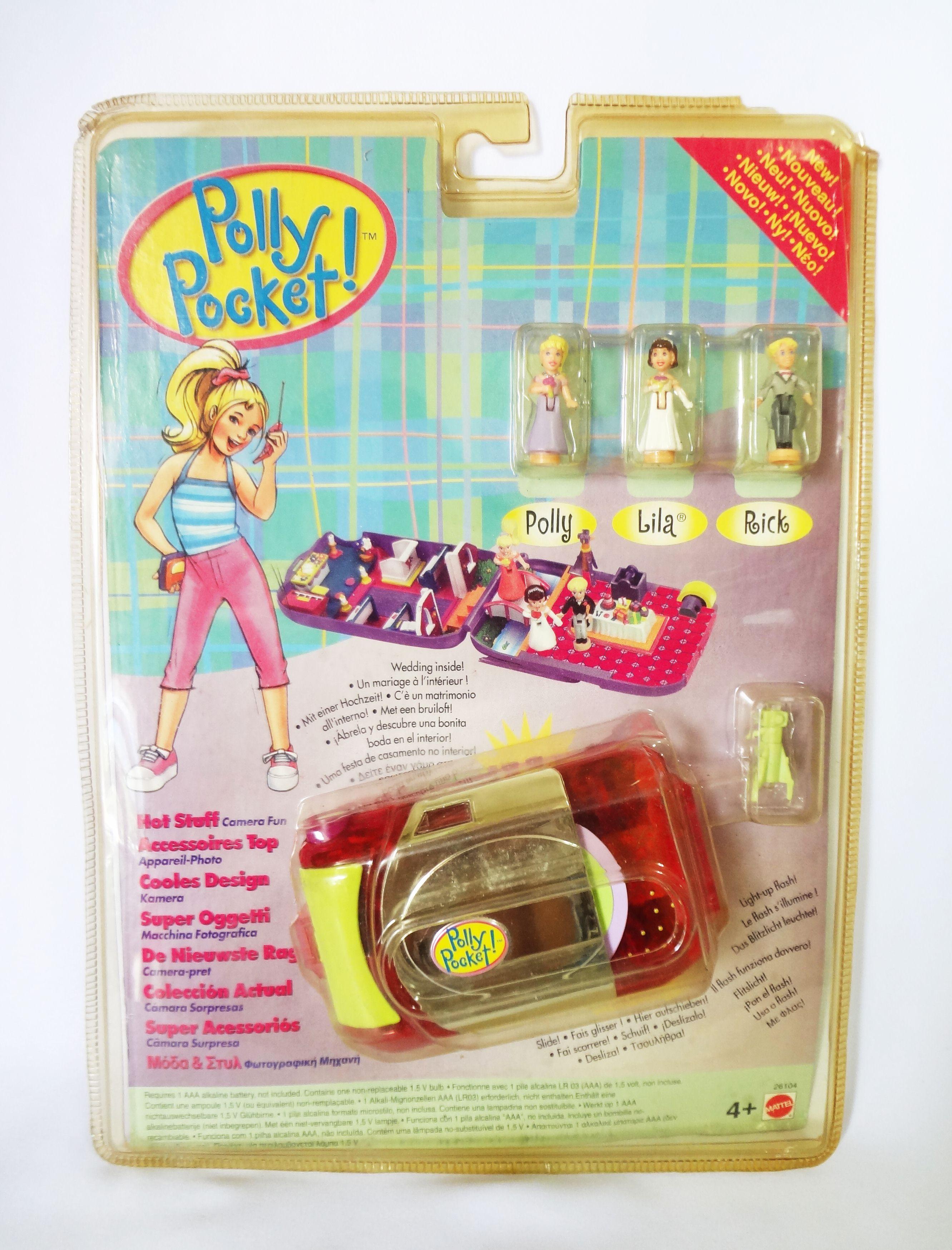 Polly Pocket : Camera Fun