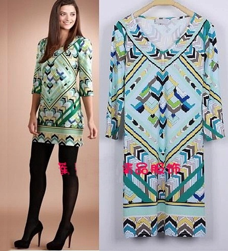 PUC115 Preorder / EMILIO PUCCI DRESS STYLE