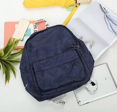 กระเป๋าเป้ UNION OBJET สีกรม