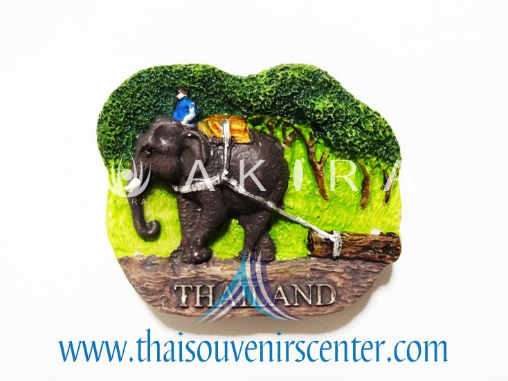 ที่ติดตู้เย็น ช้างไทย แบบ 36