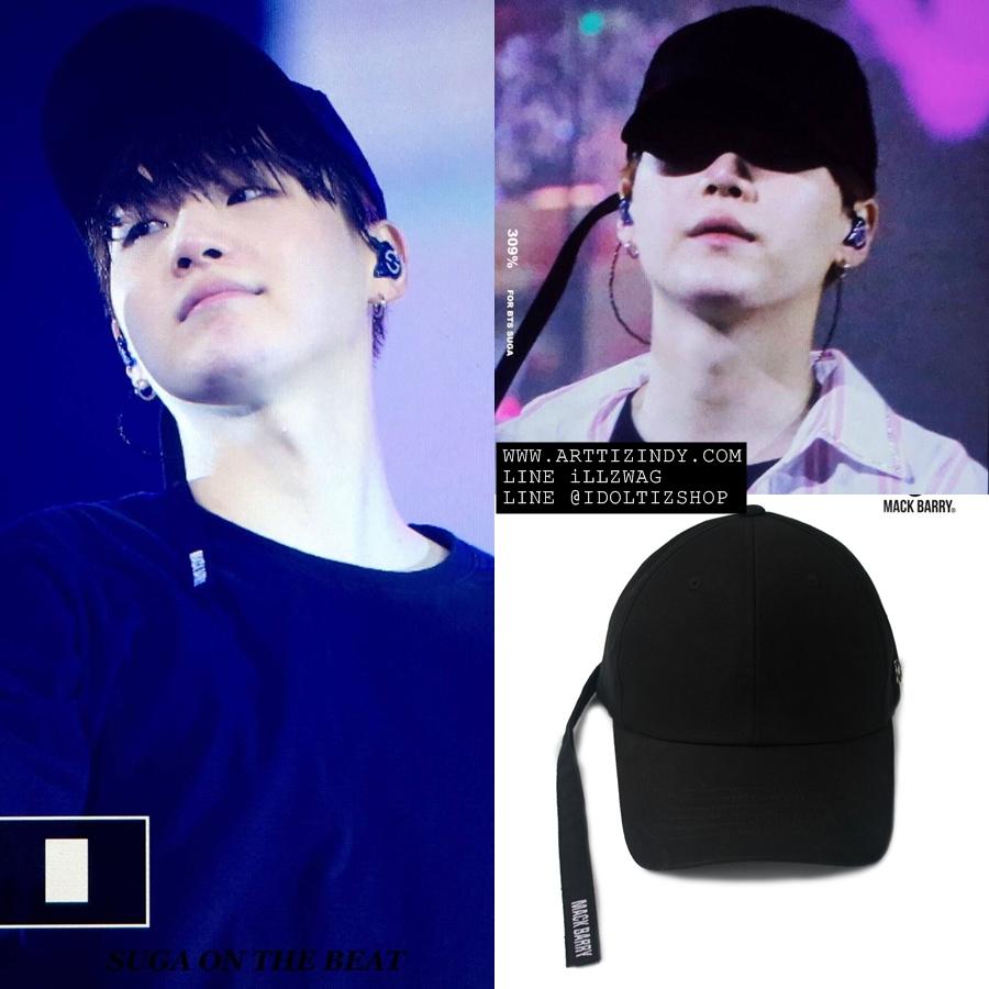 หมวก MACK BARRY แบบ SUGA