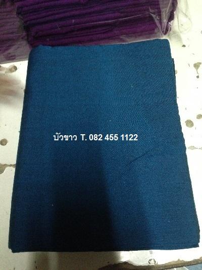 ผ้าถุง ผ้าซิ่น สีพื้น (พับคู่) คละสี 90*180ซม ผืนละ 90 บาท ส่ง 100ผืน