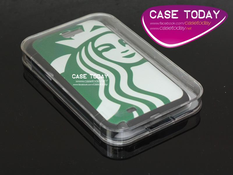 เคส Note 2 Hard Case แบบบางลายกราฟฟิค