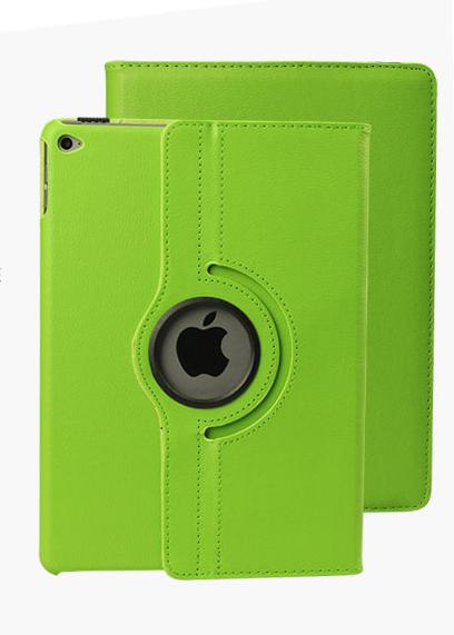 เคสไอแพด Ipad Air 2 ( Green ) หมุนได้ 360 องศา