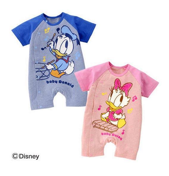 บอดี้สูท Baby Donald / Dais