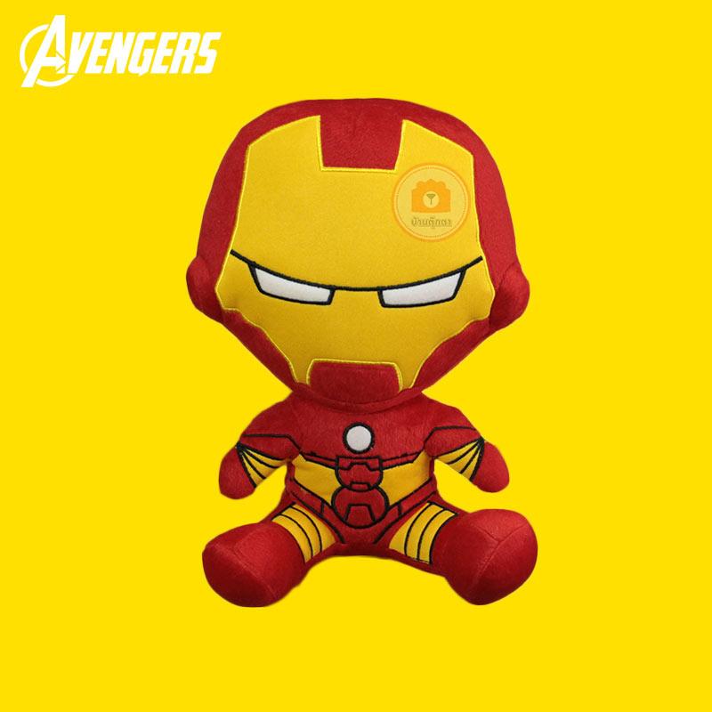 ตุ๊กตาไอรอนแมน 10นิ้ว iron man ลิขสิทธิ์แท้