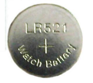 ถ่านกระดุม AG0 ,379A, LR521 (1.5V) Alkaline Button Cell