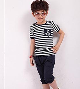 ชุดเซตเด็ก เสื้อ +กางเกง น่ารักสไตล์เกาหลี เก๋มากค่ะ มีขนาด 100,110