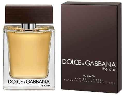 น้ำหอม Dolce & Gabbana The One for Men ขนาด 100ml. กล่องซีล