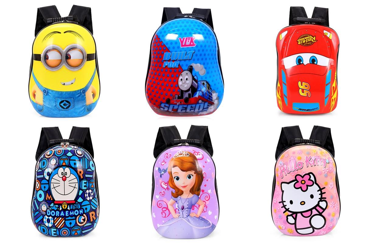 Kids Backpacks , Kindergarten Backpacks กระเป๋าเป้เด็ก กระเป๋าเด็กลายการ์ตูน กระเป๋าเป้เด็ก กระเป๋าสำหรับเด็กอนุบาล