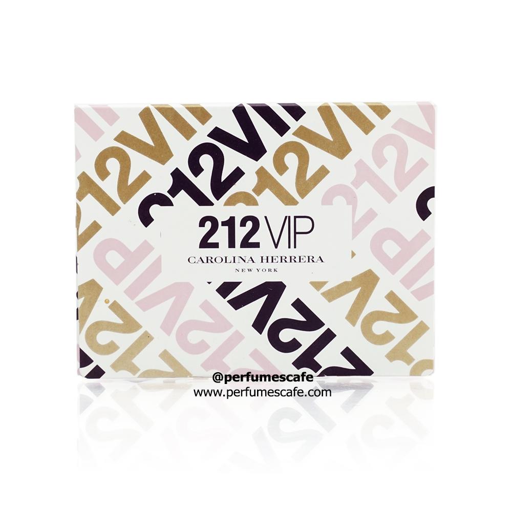 Carolina Herrera 212 VIP Vial Set ( 3 Pieces )