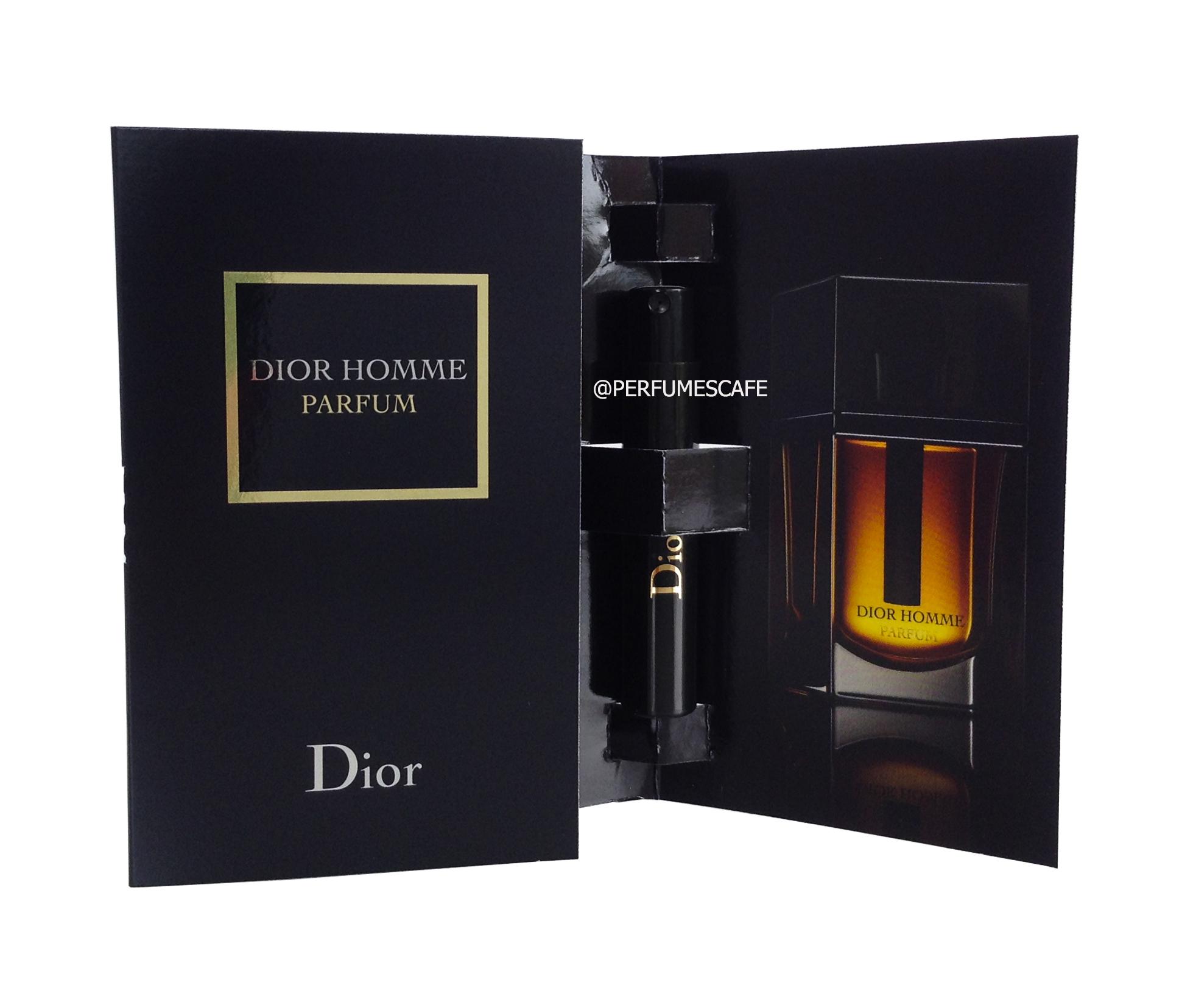 น้ำหอม Dior Homme Parfum for men ขนาดทดลอง 1ml
