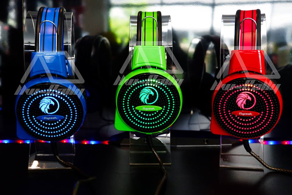 RAZEAK RH-05 Headphone Gaming
