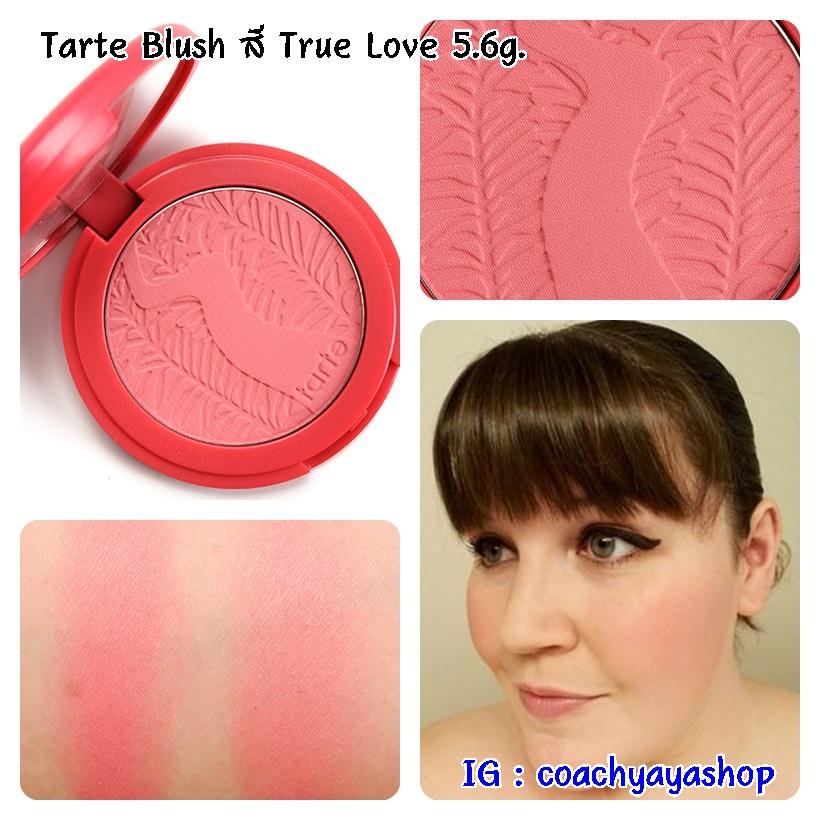 **พร้อมส่งค่ะ+ลด 50%** Tarte Blush สี True Love 5.6g.