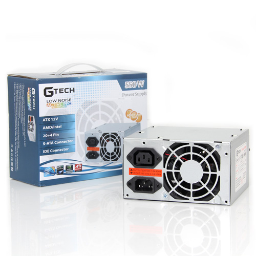 PAWER SUPPLY GTECH 550W