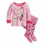Minnie Mouse Sweet PJ Pal for Baby (size: 2 YR)