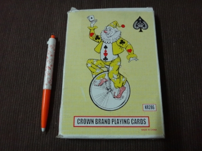 crown brand playing