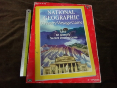 national geographic my stery voyage game