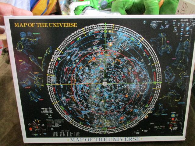 จิ๊กซอว์ 2014 ซม. Map of the Universe