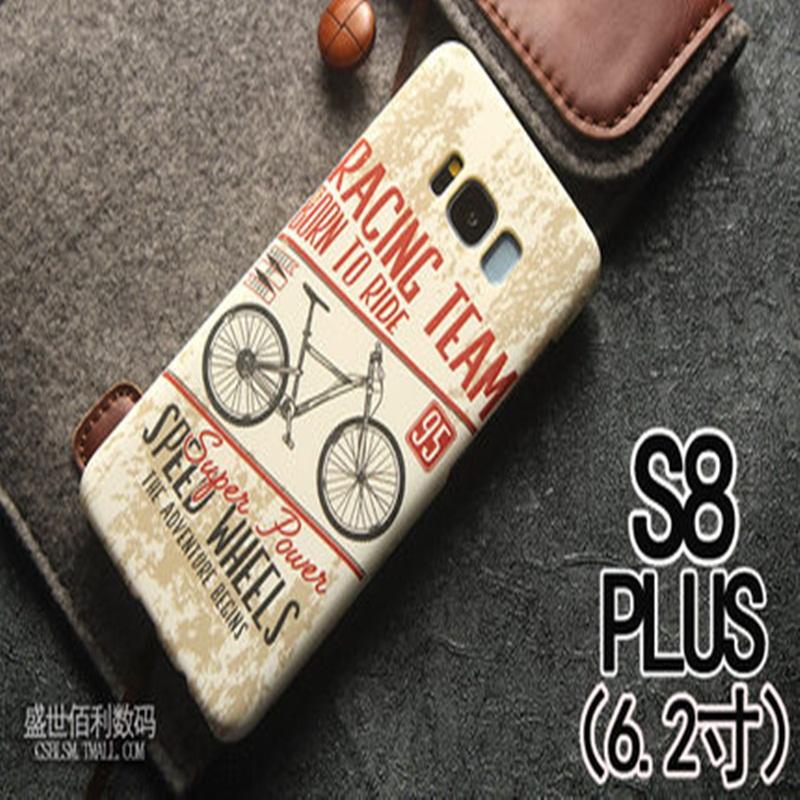เคสมือถือ Samsung S8plus - เคสซิลฺดคนสกรีนลายคลาสสิค[Pre-Order]