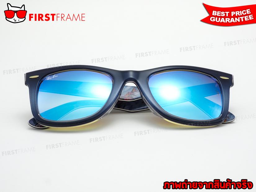 แว่นกันแดด RayBan RB2140F 11984O ORIGINAL WAYFARER5