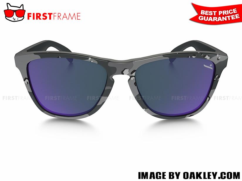 แว่นกันแดด OAKLEY OO9013-51 FROGSKIN INFINITE HERO 2