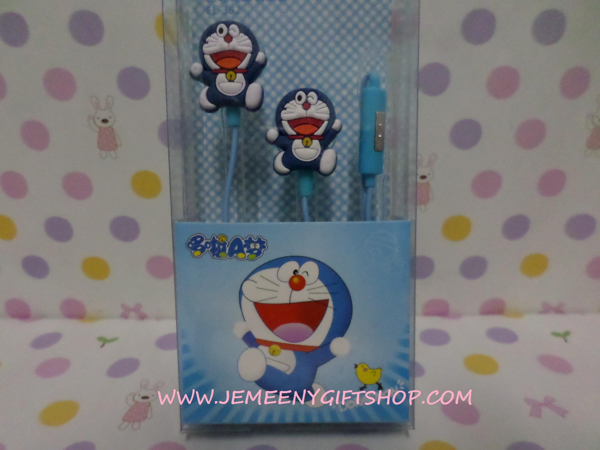 Ear phone หูฟัง โดราเอมอน Doraemon