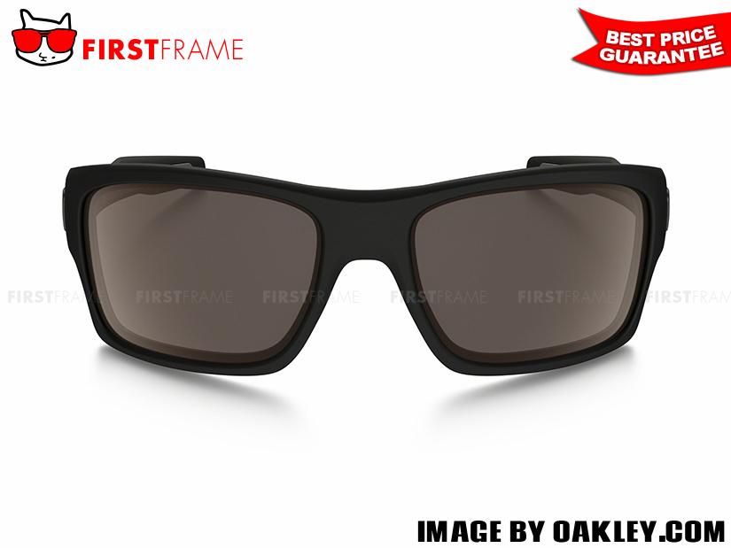 แว่นกันแดด OAKLEY OO9263-01 TURBINE4