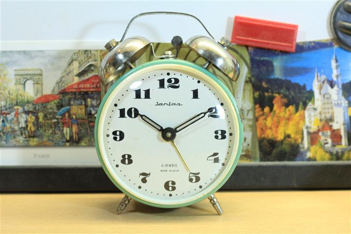 W_0129 นาฬิกาปลูก Jantar เดินดี ปลูกดี