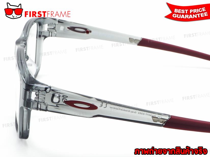 แว่นสายตา OAKLEY OX8077-03 SPLINTER 4