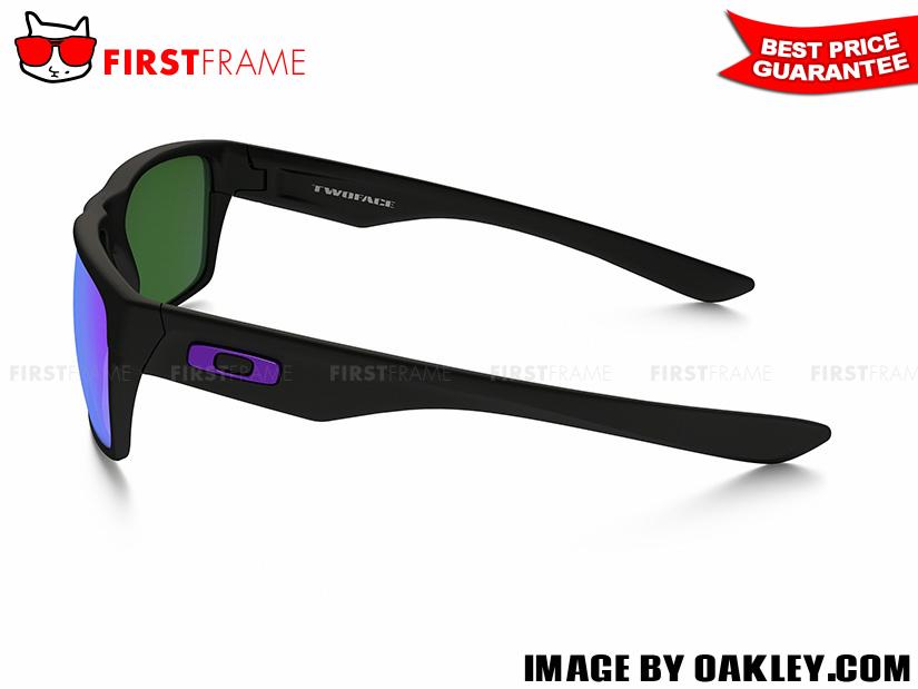 แว่นกันแดด OAKLEY OO9256-05 TWOFACE (ASIA FIT)3