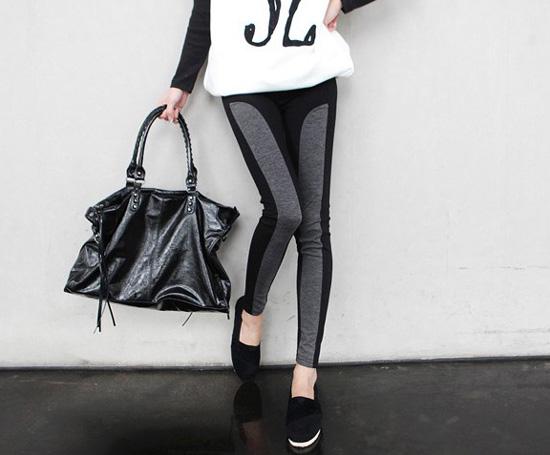 ++เสื้อผ้าไซส์ใหญ่++* Pre-Order* กางเกงไซส์ใหญ่ กางเกงสกินนี่ไซส์ใหญ่