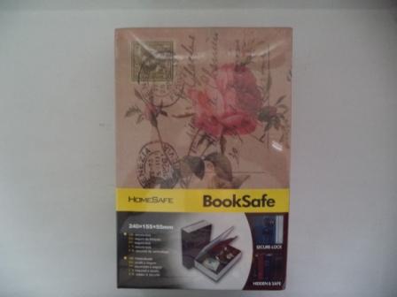 book safe ขนาด 240*155*55 มม. รหัส 0903