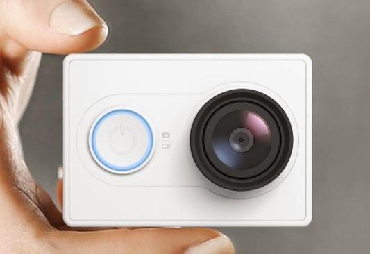 Xiaomi Yi Camera - Basic Edition (White)