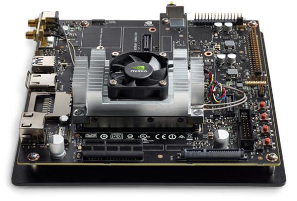 Nvidia Jetson Tx2 Developer Kit (ชุดพัฒนา AI / Machine Learning)