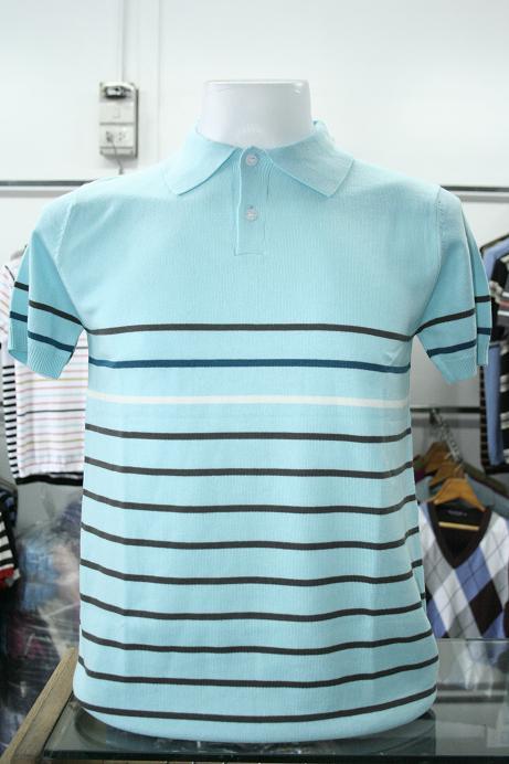 เสื้อยืดผู้ชาย แขนสั้น Cotton เนื้อดี งานคุณภาพ รหัส MC0753 Size M