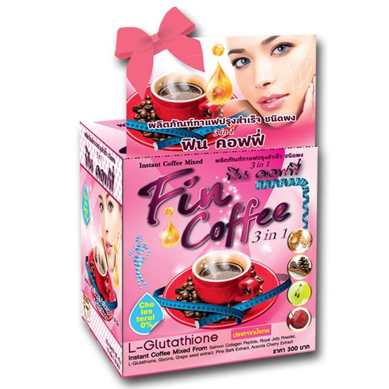 Fin Coffee ฟิน คอฟฟี่ กาแฟลดน้ำหนัก