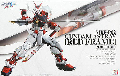[PG] Astray RedFrame